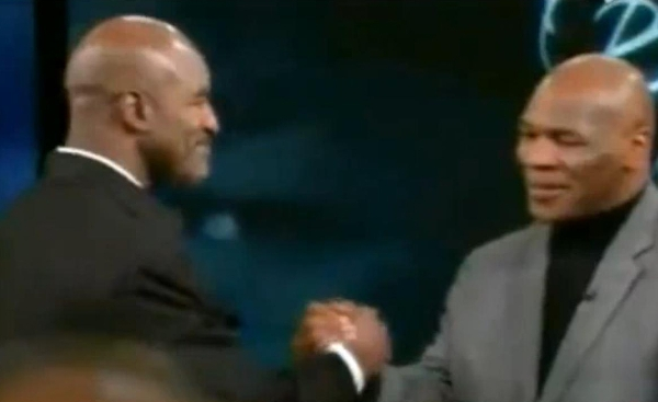 Tyson-Holyfield reunion